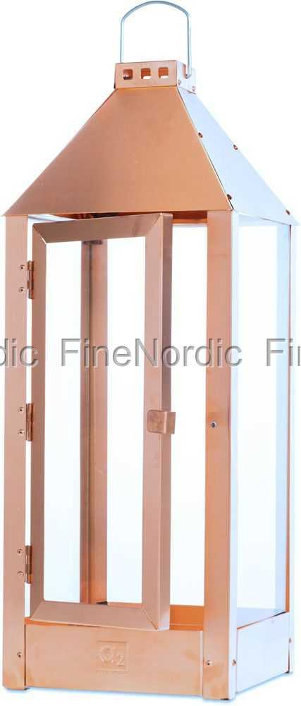 a2 living maxi laterne kupfer. Black Bedroom Furniture Sets. Home Design Ideas