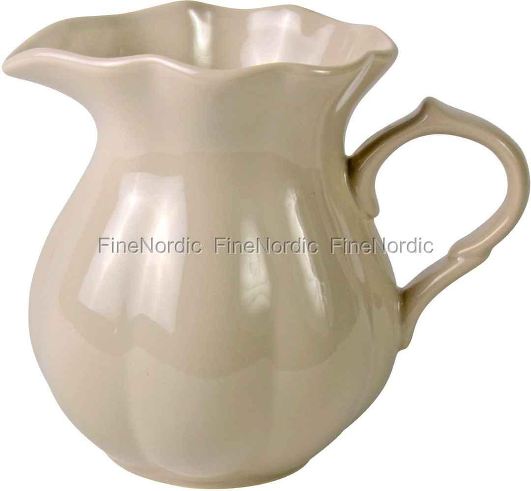 IB Laursen Cafe Latte Becher Mynte beige Latte Geschirr Keramik