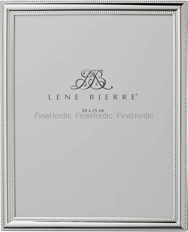 Lene Bjerre Austin Bilderrahmen Modell 15 - Large - Silber