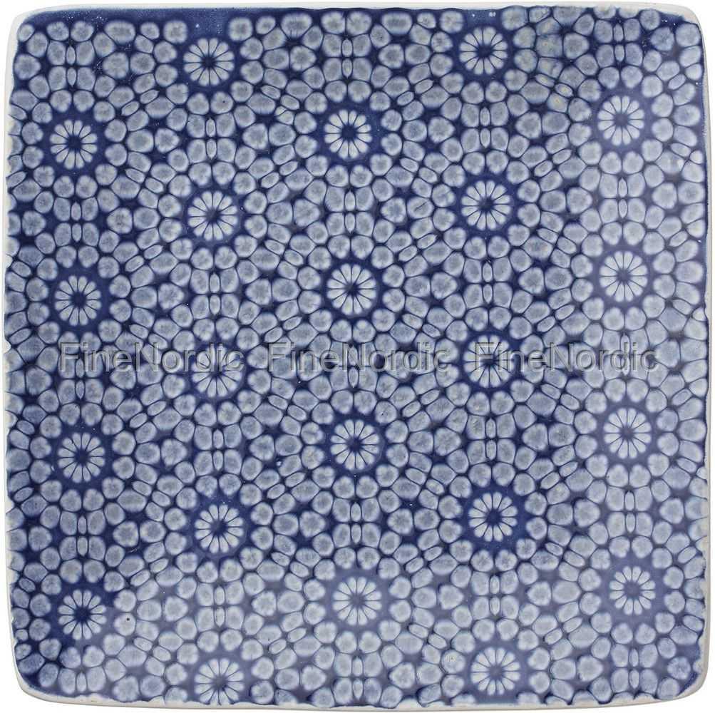 lene bjerre abella platte modell 2 blau. Black Bedroom Furniture Sets. Home Design Ideas