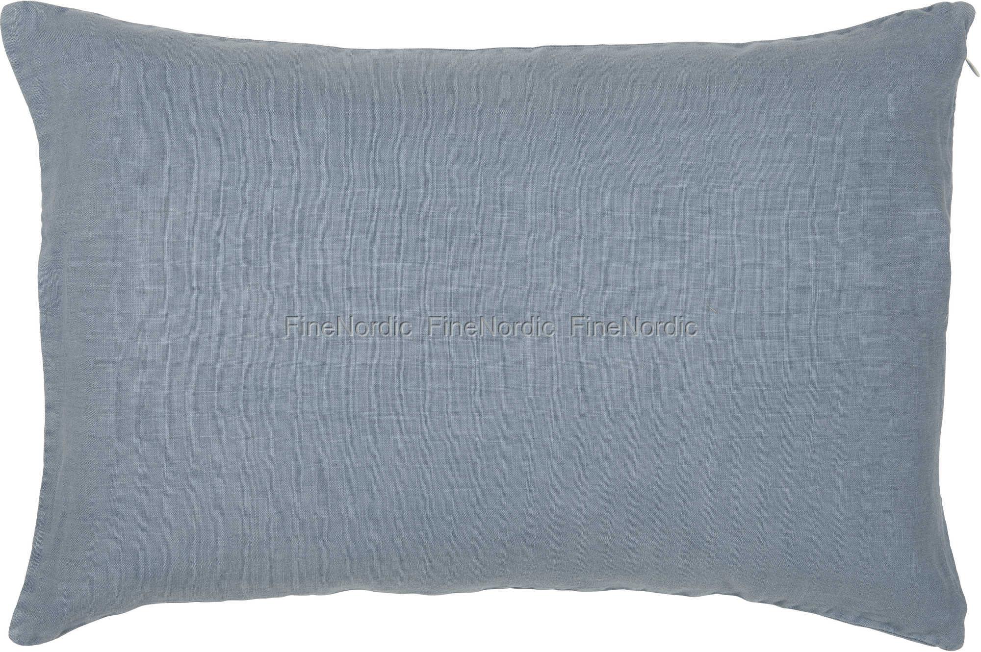 ib laursen kissenbezug colonial blue 40 x 60 cm. Black Bedroom Furniture Sets. Home Design Ideas