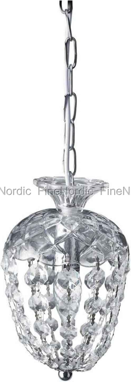 lene bjerre kleiner kronleuchter crystaline lighting. Black Bedroom Furniture Sets. Home Design Ideas