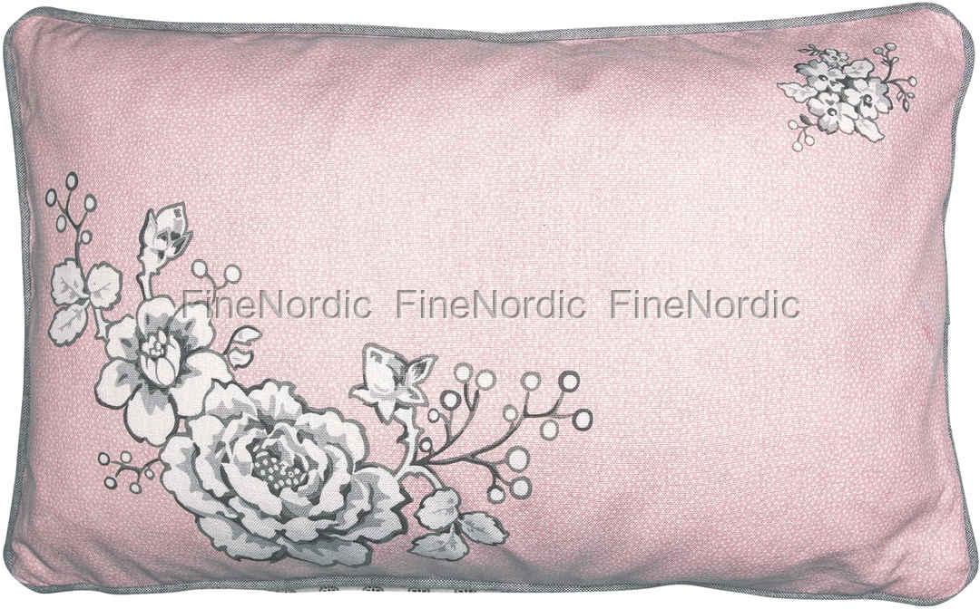 greengate kissenh lle cushion ella pale pink 30 x 50 cm. Black Bedroom Furniture Sets. Home Design Ideas