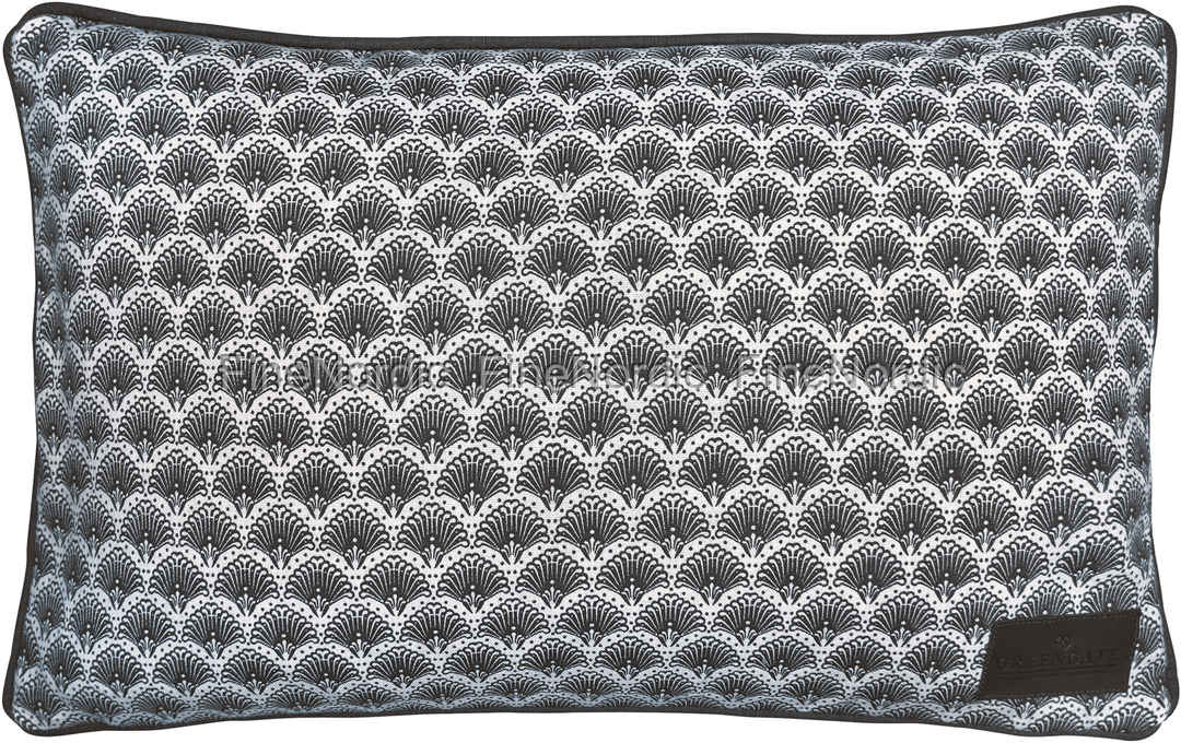 greengate gatenoir kissenh lle cushion elvina grey 30 x 50 cm. Black Bedroom Furniture Sets. Home Design Ideas