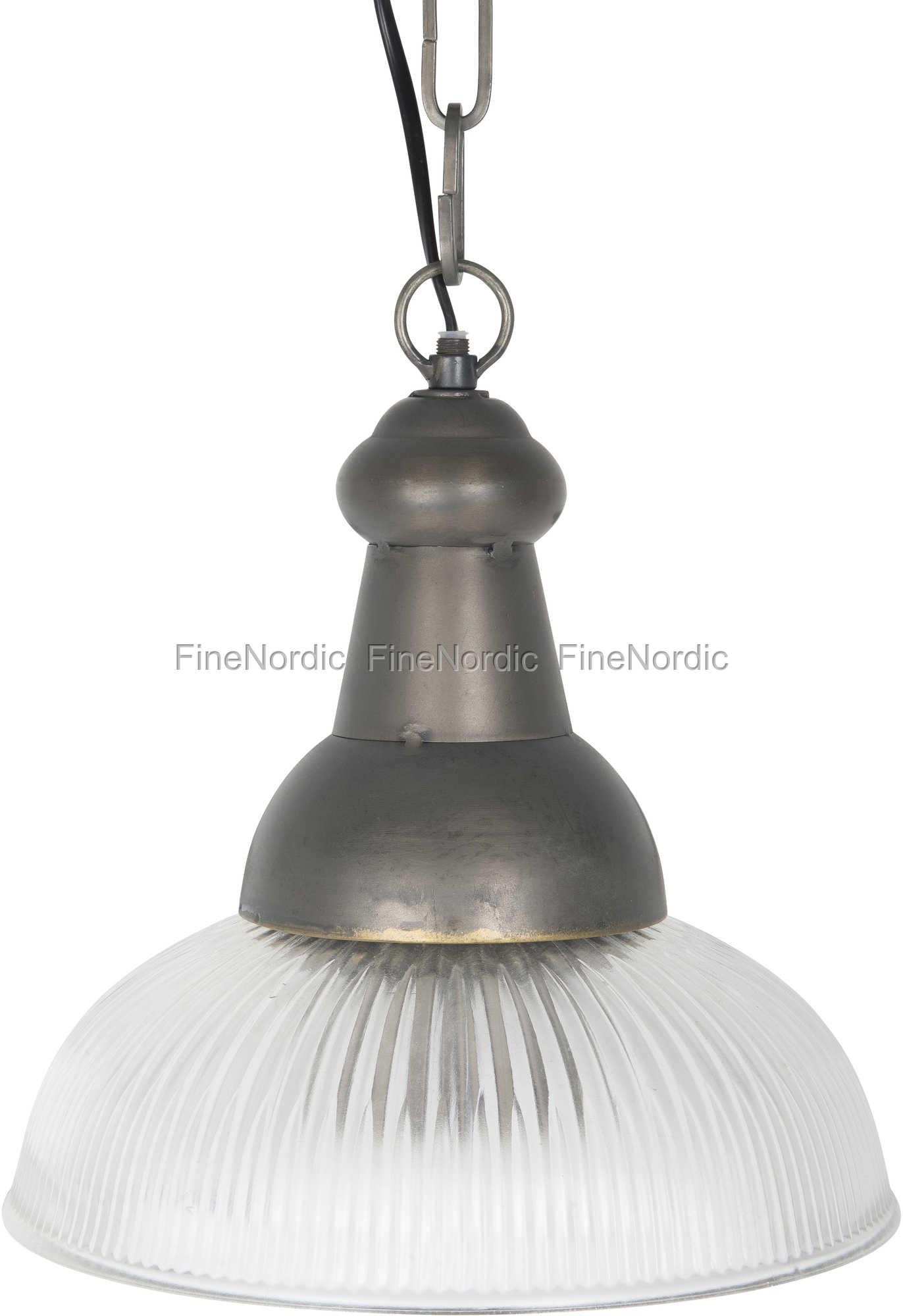 Udestående Ib Laursen Lampe Gerillter Schirm NC41