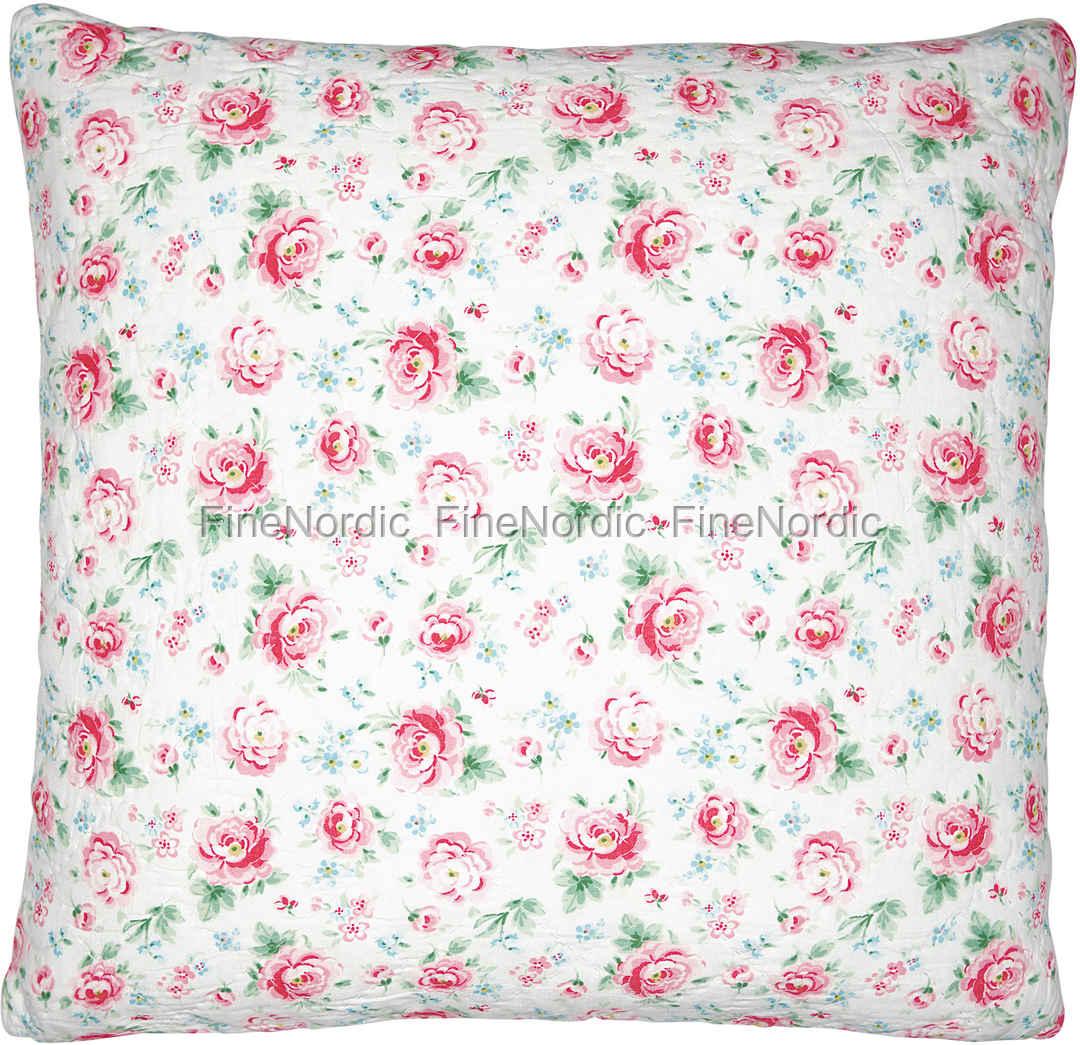greengate kissenh lle cushion meryl white 50 x 50 cm. Black Bedroom Furniture Sets. Home Design Ideas