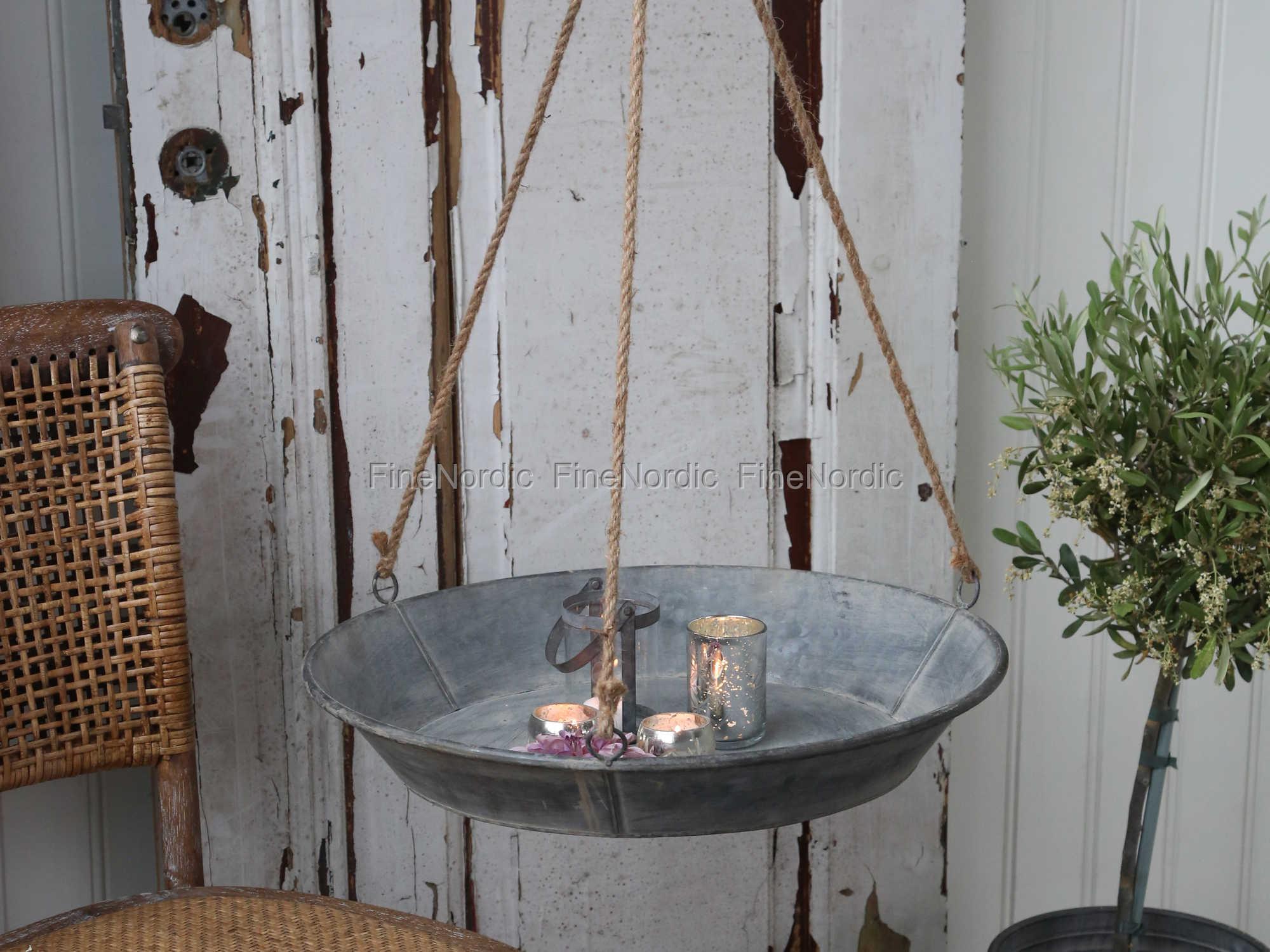 chic antique alt franz tablett zum h ngen antique zink. Black Bedroom Furniture Sets. Home Design Ideas