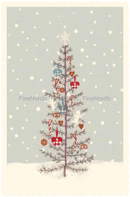 Maileg Weihnachtsbaum - Kleine Karte