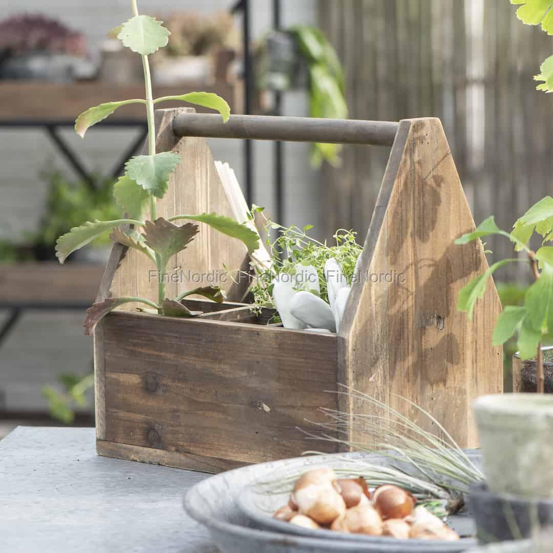 ib laursen gartenkorb 1 langer raum und 3 kleinen r ume. Black Bedroom Furniture Sets. Home Design Ideas