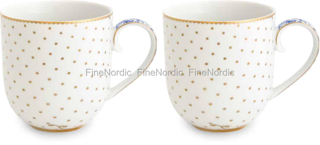Pip Studio Tassen : pip studio tassen small royal white 2er set ~ Watch28wear.com Haus und Dekorationen