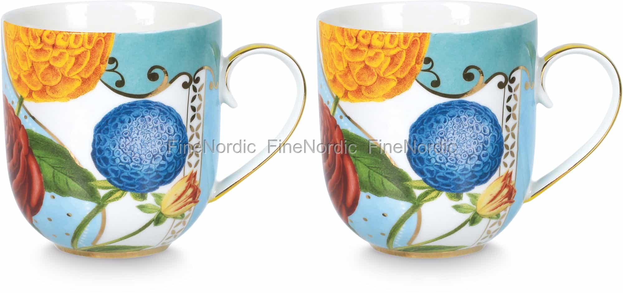 Pip Studio Tassen : pip studio tassen small royal 2er set ~ Watch28wear.com Haus und Dekorationen