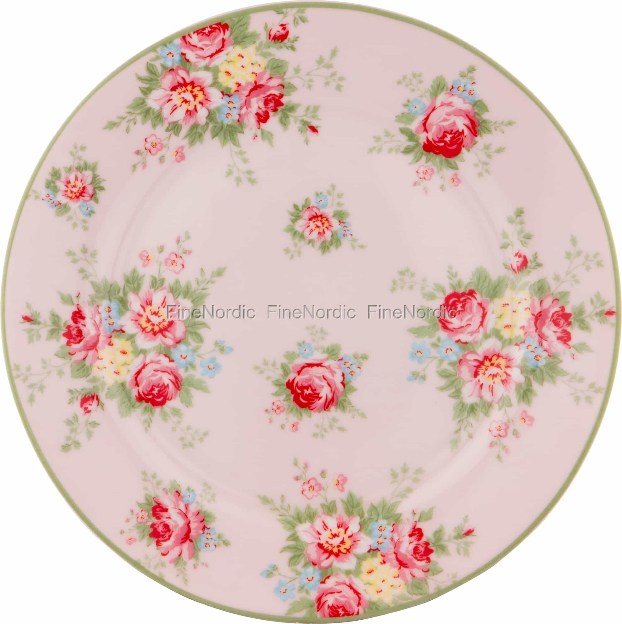 Greengate Teller Aurelia Pale Pink