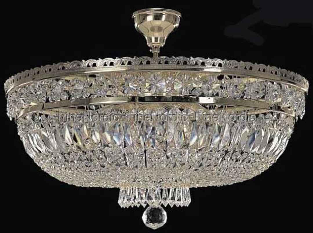 Kronleuchter Kristall Silber ~ Elite bohemia kristall deckenkronleuchter mit zwölf leuchten